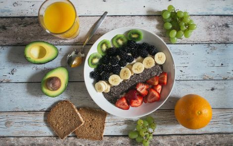 Healthy and tasty breakfast to increase your energy