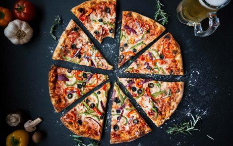 Homemade Veggies Large Pizza