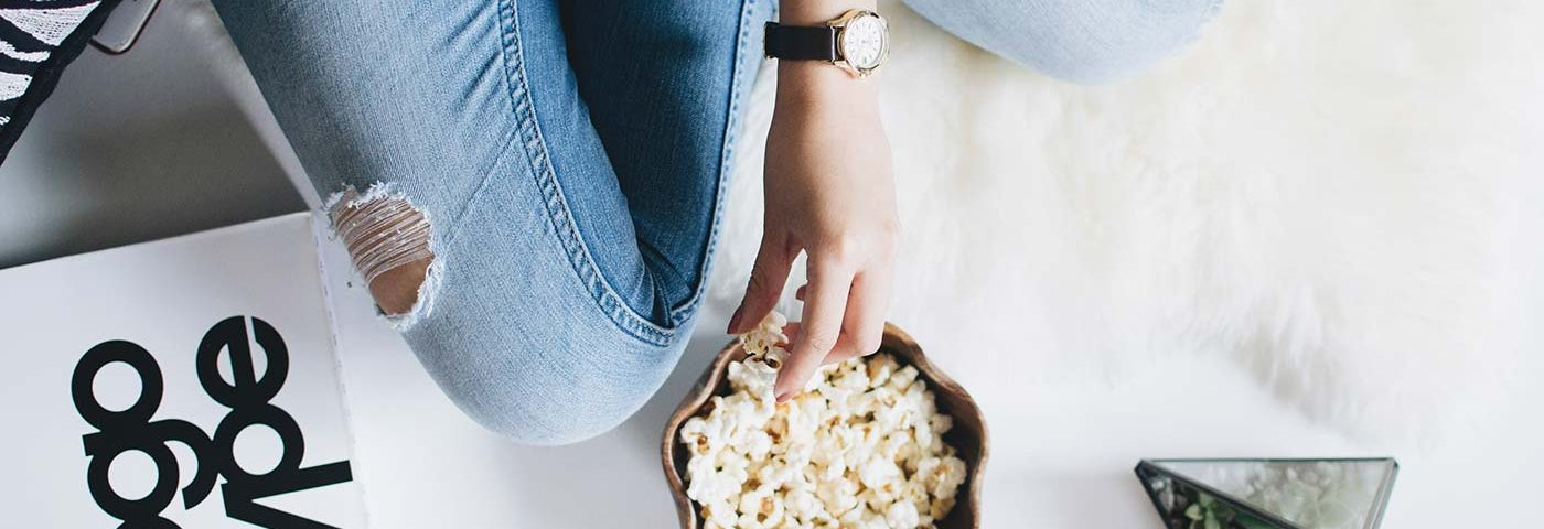 Snack Ideas for Movie Time