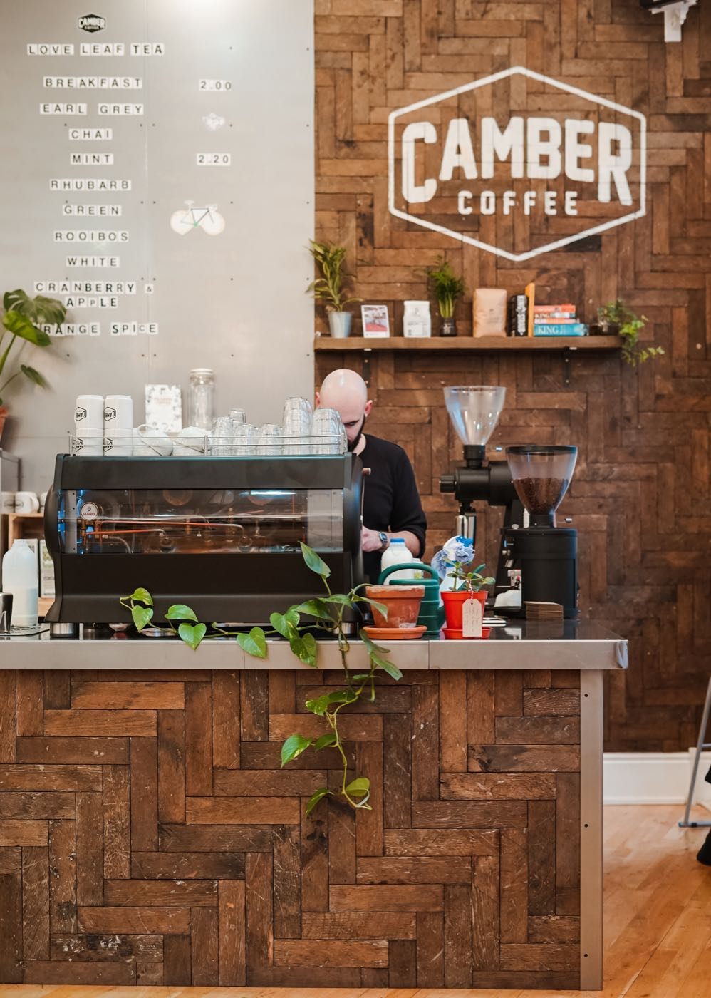 5 Cafes for Quality Coffee and Some Quiet Time